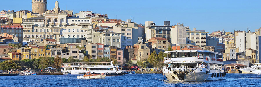 Istanul Bosphorus Cruise