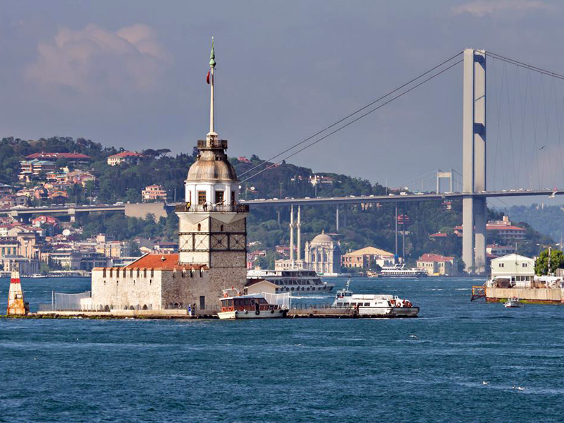 Istanbul Bosphorus and Black Sea Tour with Lunch