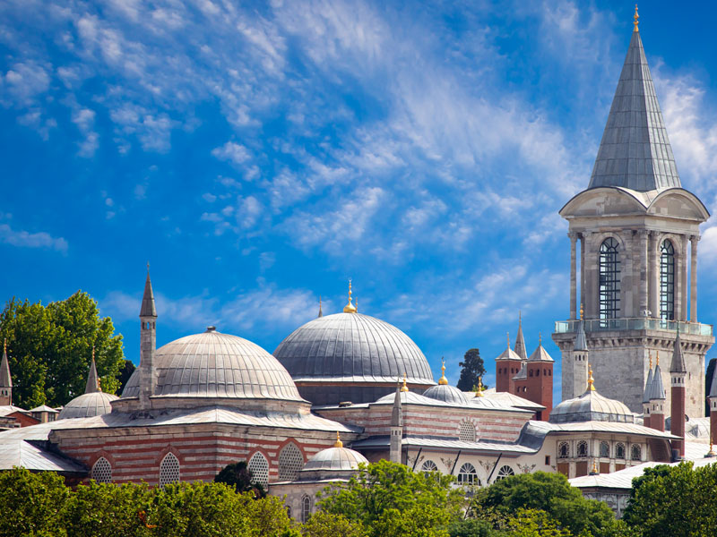 Istanbul Half Day Afternon City Tour