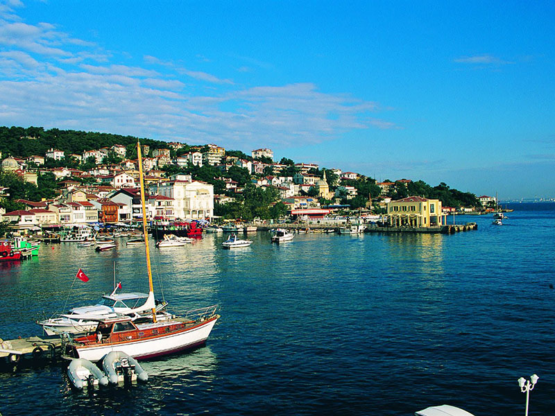 Istanbul Princes Islands in Total Tour