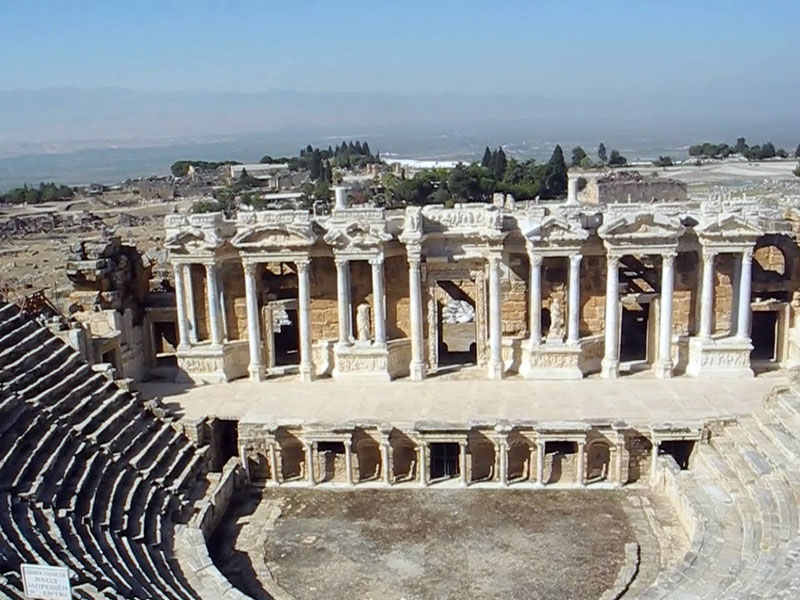 Ephesus and Pamukkale Tour by Plane