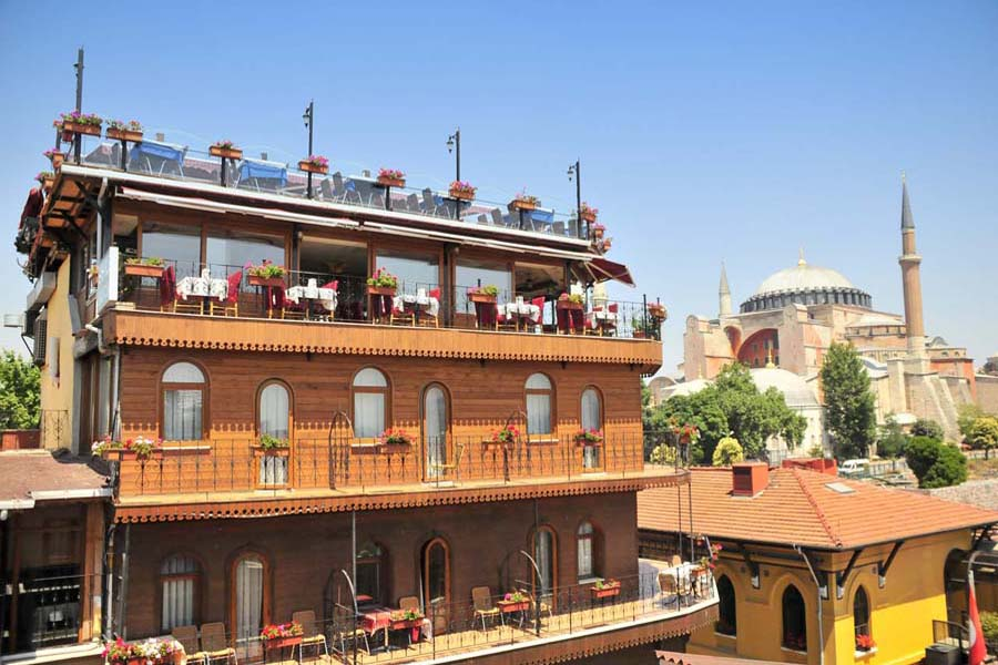 Where to Stay Istanbul