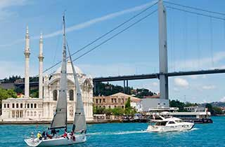 Istanbul Active Sea Live Tour