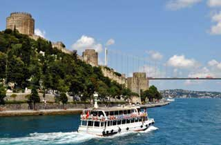 Istanbul Bosphorus and Black Sea Cruise with Lunch