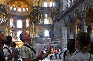 Istanbul Byzantine and Ottoman Traces Istanbul Historical Tour
